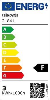 """LED-Einbauleuchte """"Flat-26"""" warmweiß"""