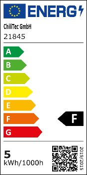 """LED-Stripe """"CLS-100"""" 1m, warmweiß"""