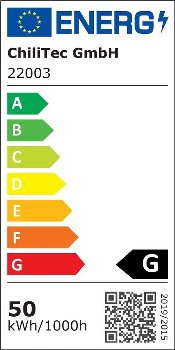 LED-Fluter SlimLine 50W, 12-24V=