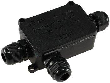 Kabelverbinderbox, 3 Anschlüsse, IP66