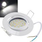 """LED-Einbauleuchte """"Cuadrado ECO"""""""