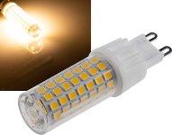 LED Stiftsockel G9, 8W, 720lm