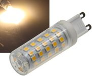 LED Stiftsockel G9, 8W, 720lm