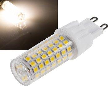 LED Stiftsockel G9, 8W, 750lm
