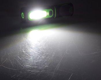 "LED Stableuchte mit Akku ""FlexiLED 300+"""