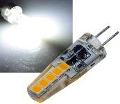 """LED Stiftsockellampe G4 """"Silikon W2"""""""