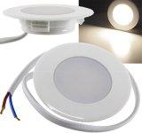 """LED-Einbauleuchte """"EBL-HV65w"""", weiß"""