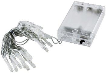 """LED Batterie-Lichterkette """"CT-BK20"""" 2m"""
