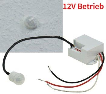 "Einbau-Bewegungsmelder ""CT-PIR Mini 12V"""