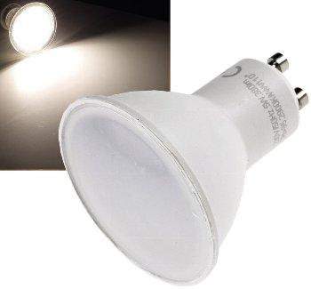 "LED Strahler GU10 ""H50"" 3-Stufen-Dimm"