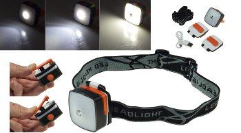 "LED-Stirnlampe mit Akku ""CTX-Head 5"""