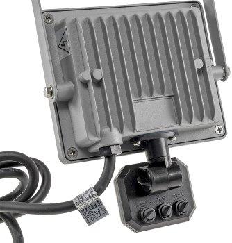 """LED-Fluter SlimLine """"CTF-SLT50 PIR"""""""