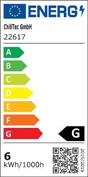 "LED Licht-Panel ""QCP-12Q"", 12x12cm"