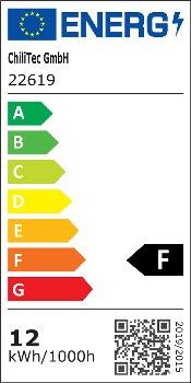 "LED Licht-Panel ""QCP-17Q"", 17x17cm"