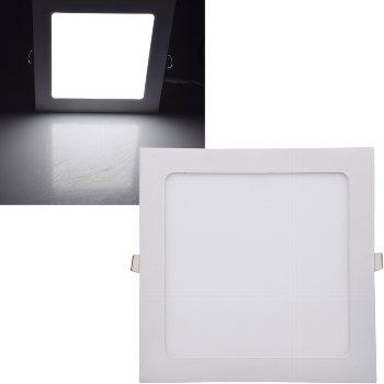 "LED Licht-Panel ""QCP-22Q"", 22,5x22,5cm"