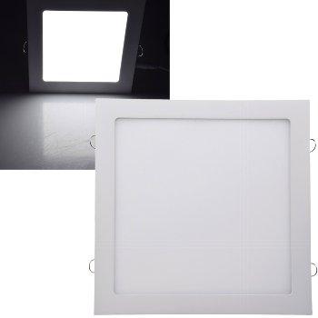"LED Licht-Panel ""QCP-30Q"", 30x30cm"