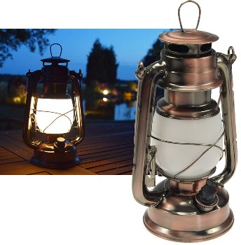 """LED Camping Laterne """"CT-CL Copper"""""""