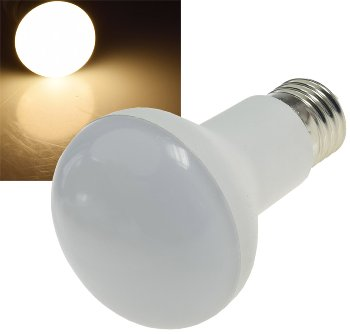 LED Reflektorstrahler R63 E27 8W
