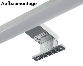 """LED Spiegelleuchte """"Banho 600"""""""