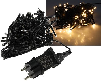 "LED Aussen-Lichterkette ""CT-ALK100"" 10m"