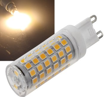 LED Stiftsockel G9, 10W, 970lm
