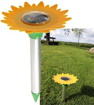 Maulwurf- + Wühlmaus-Schreck Sunflowe