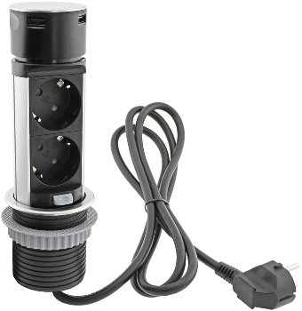 "LED Gartenleuchte ""CT-GS5"" neutralweiß"