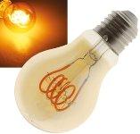 """LED Glühlampe E27 """"Vintage G70"""""""