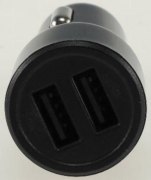 "USB Kfz-Ladegerät ""Duo 4,8A"" 24W"