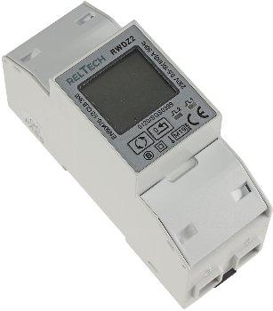 Energiekostenzähler DIN Trägerschiene