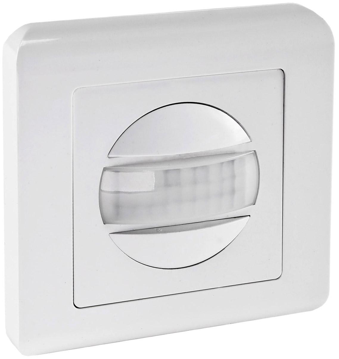 Infrarot PIR UP AC 110-220V Unterputz Bewegungsmelder 2-Draht 160° LED geeignet
