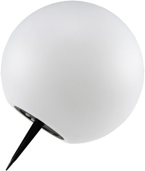 "LED Solar Kugelleuchte 25cm Ø ""SK25 WW"""
