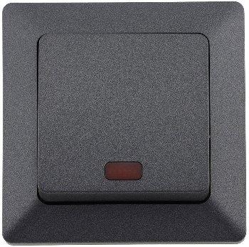 MILOS Kontroll-Schalter mit Lämpchen