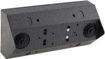 2-fach Steckdosenblock+ 2x USB,anthrazit