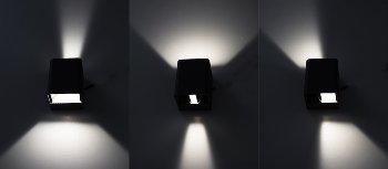 "LED Wandleuchte ""Fachada"""