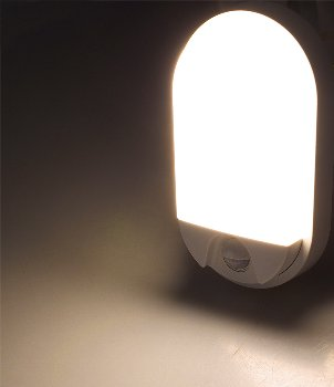 "LED Wandleuchte ""NIAS"" IP54, 3000K"