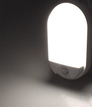 "LED Wandleuchte ""NIAS"" IP54, 4000K"