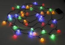 """LED Batterie-Lichterkette """"BubbleBall"""""""
