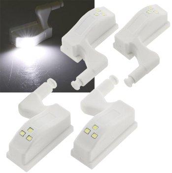 LED Schrankleuchte, 4er-Set