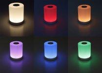 LED Tischleuchte mit Touch-Funktion