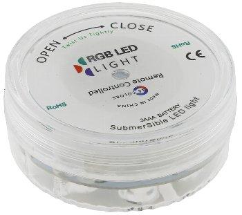 Unterwasser LED Licht mit Fernbedienung