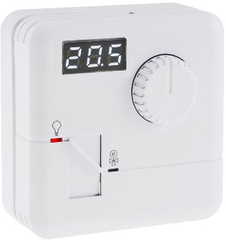 "Raumtemperatur-Regler Thermostat ""RT-55"""