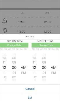 digitale Wochen-Zeitschaltuhr für