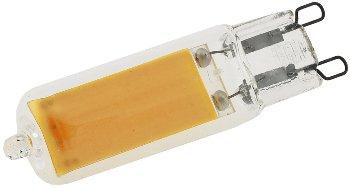 LED Stiftsockel G9, 4W, 400lm