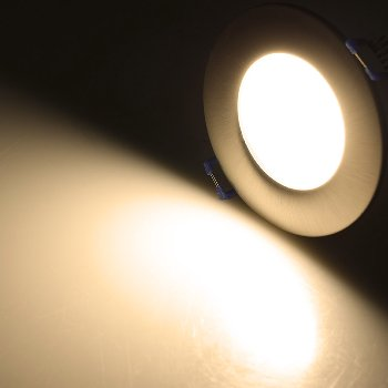"LED-Einbauleuchte ""Flat-30 FR-R"" 2900K"