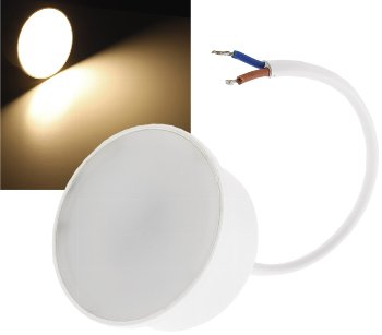 "LED-Modul ""Piatto W7"" warmweiß"