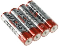 Micro-Batterien ARCAS Alkaline