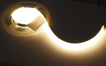 """LED-Stripe """"CLS-COB"""" 1m, warmweiß"""