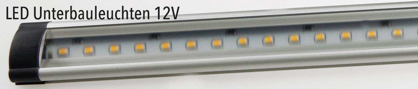 LED Unterbauleuchten 12V