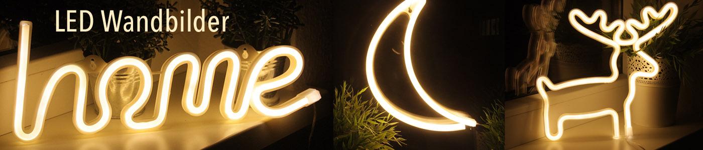 LED-Wandbilder